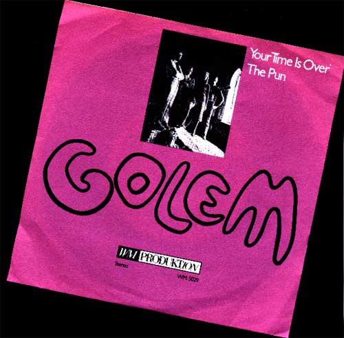 Golem  - your time is over